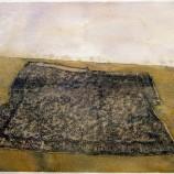 granny scarf: elephants
