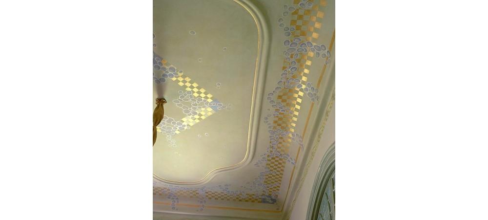 salon 1, Avda Diagonal 423, 2003