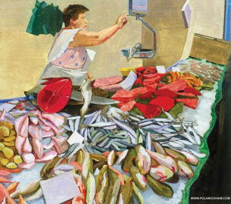 The Fishmonger at Santa Caterina