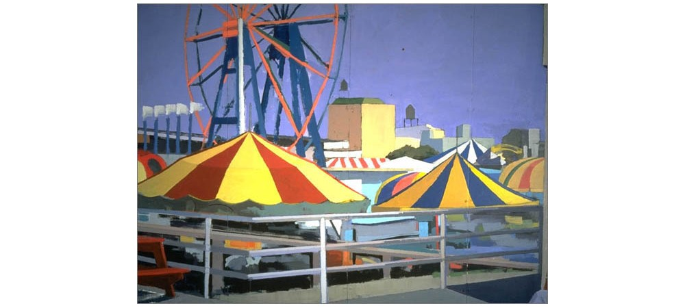 Coney Island ii - detail