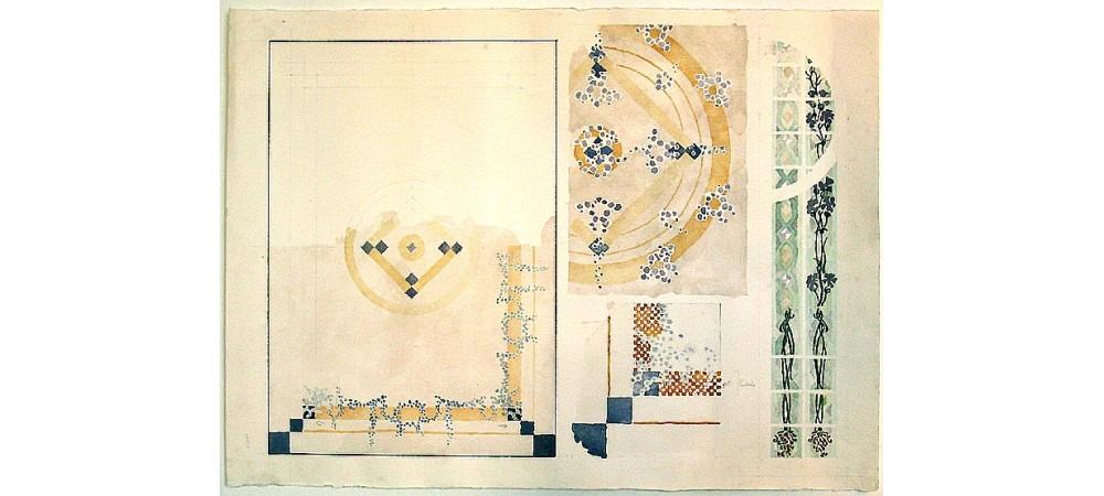 example of a sketch proposal, Avda Diagonal 423, 2003